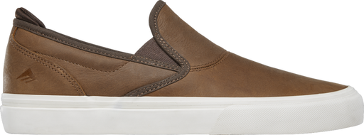 Emerica Wino G6 Slip on BROWN