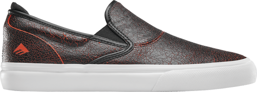 Emerica Wino G6 Slip On Zach Allen - Black/Red/White