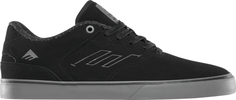 Emerica Reynolds Low Vulc - Black/Grey