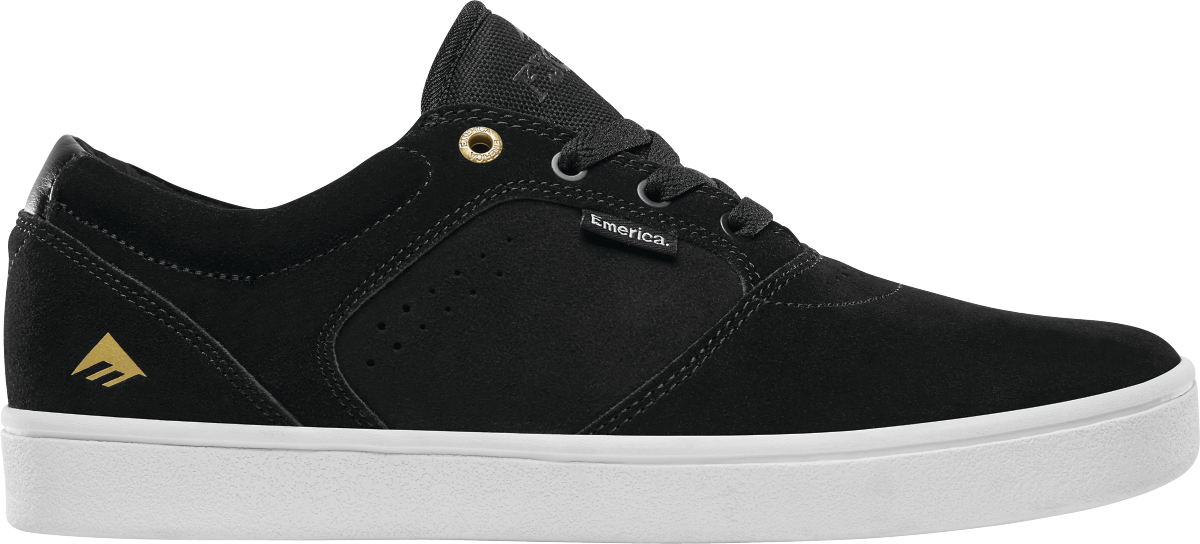 Emerica Figgy Dose - Black/White/Gold
