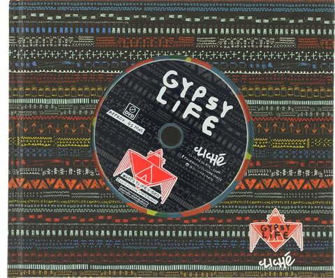 Cliche Gypsy Life Limited Edition Dvd & Book