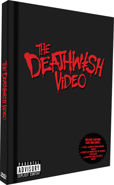 Dw The Deathwish Video Dvd Deluxe Edition