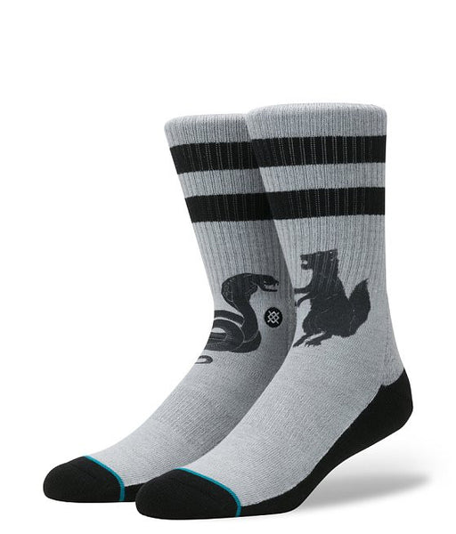 Stance Death Stalker Socks - Grey