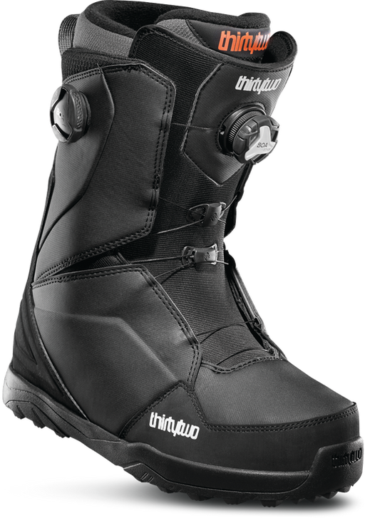 ThirtyTwo Lashed Double Boa Snowboard Boots - Black (2020)