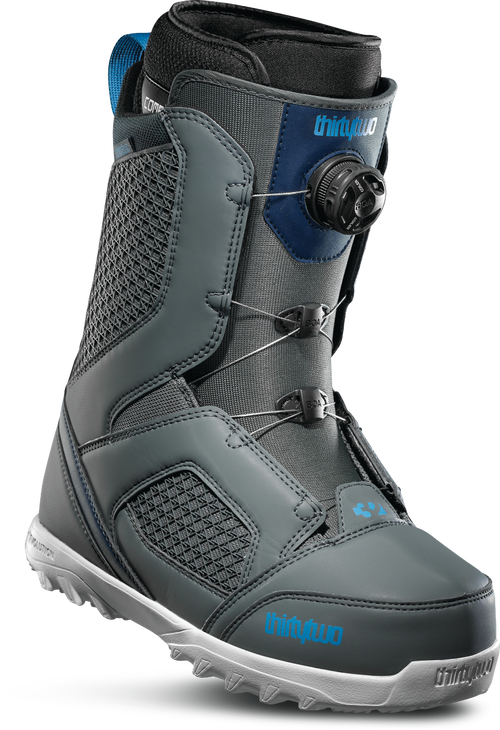 ThirtyTwo STW Boa Snowboard Boots - Slate (2020)