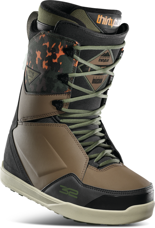 ThirtyTwo Lashed Bradshaw Snowboard Boots - Camo (2021)