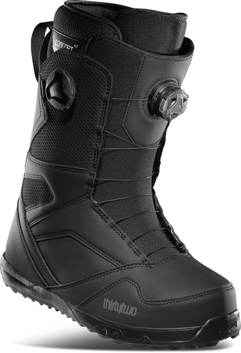 ThirtyTwo STW Double BOA Snowboard Boots - Black (2021)