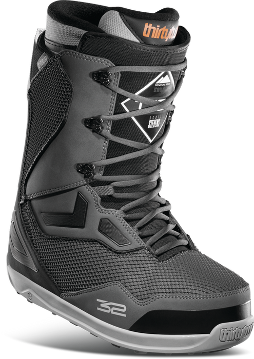 ThirtyTwo TM-2 Stevens Snowboard Boots - Grey/Black (2021)