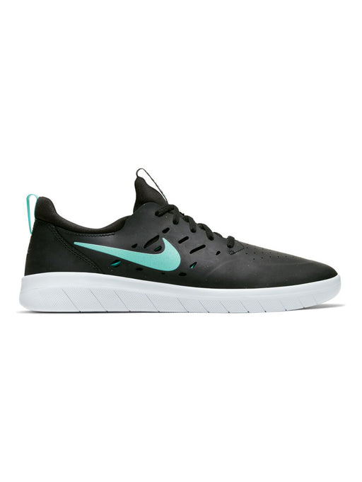 Nike SB Nyjah Free Black/Tropical Twist Shoe