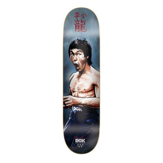 Dgk Bruce Lee Focused Deck