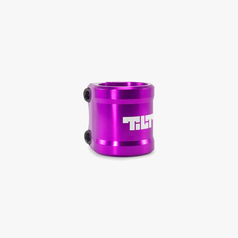 Tilt Arc Double Clamp - 4 Colors