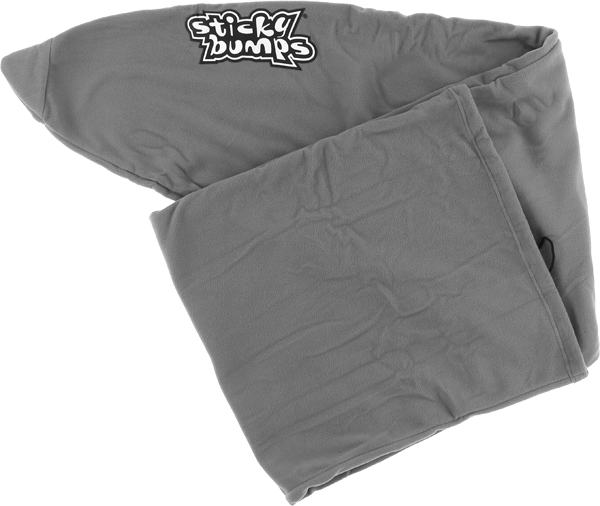 "Sb Fleece Board Sock 6'-6"" Grey Thruster"