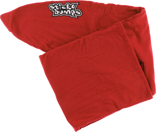 "Sb Fleece Board Sock 6'-6"" Red Thruster"