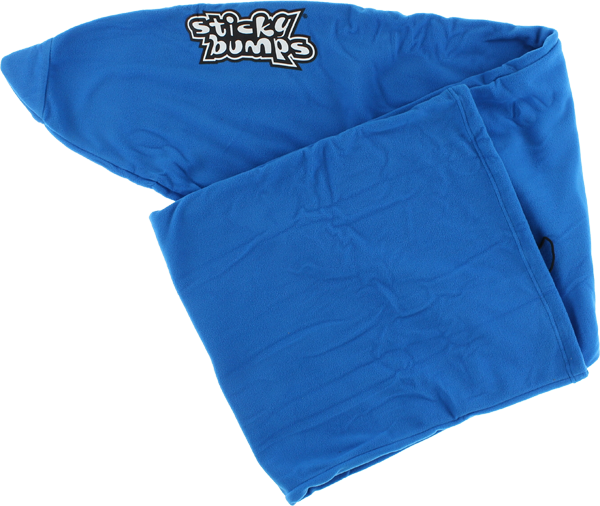 Sb Fleece Board Sock 7' Blue Thruster