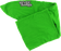 Sb Fleece Board Sock 7' Green Thruster