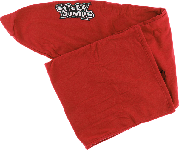 "Sb Fleece Board Sock 7'-6"" Red Thruster"