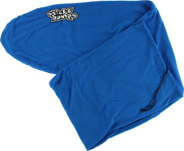 Sb Fleece Board Sock 8' Blue Longboard