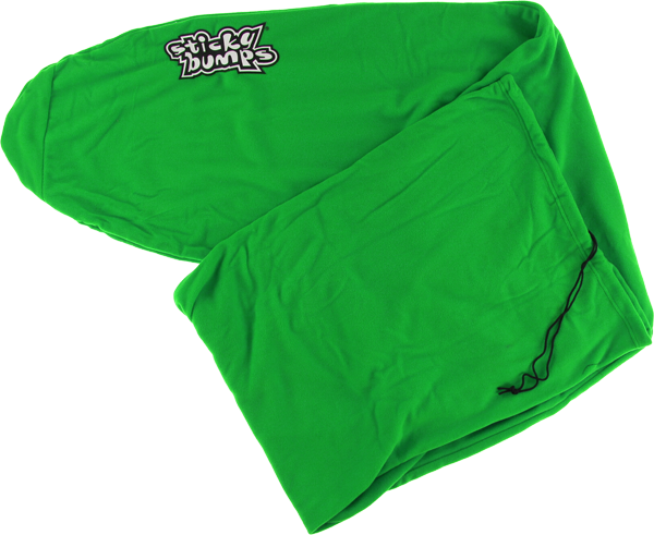 "Sb Fleece Board Sock 8'-6"" Green Longboard"