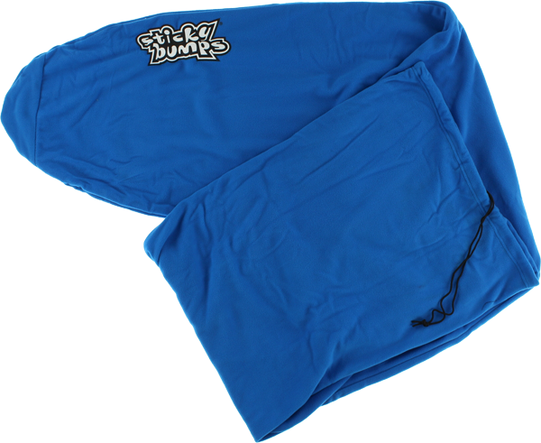 Sb Fleece Board Sock 9' Blue Longboard