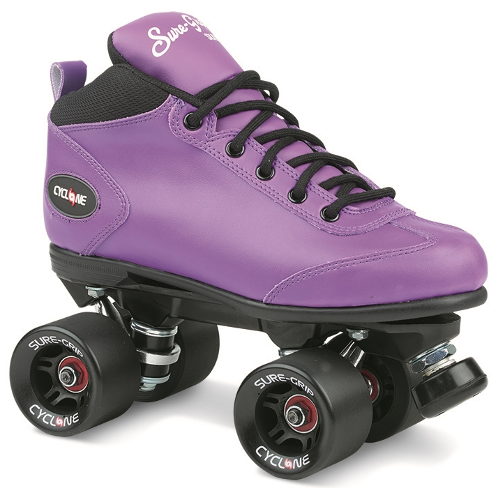Sure Grip Cyclone Roller Skates - 4 Colors