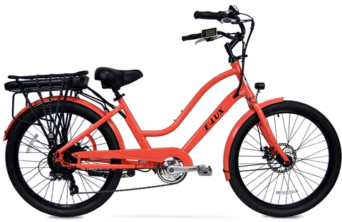 E-Lux Newport Step-Thru Electric Bike