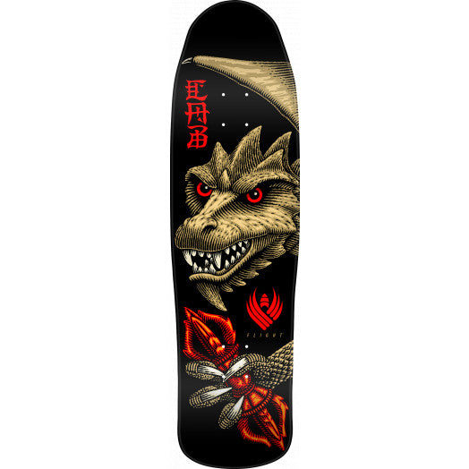 Powell Peralta Steve Caballero Dragon Wing Flight Skateboard Deck-9 x 31.9