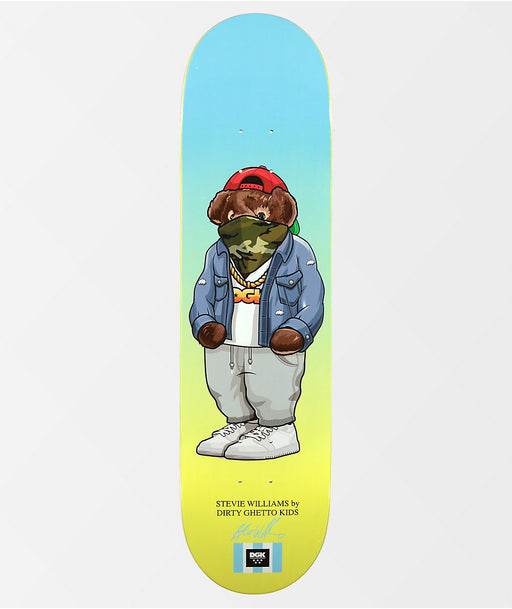 Dgk Masked Williams Deck 8.1