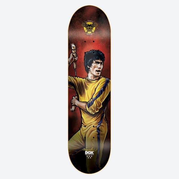 Dgk Bruce Lee Technique Deck-8.0