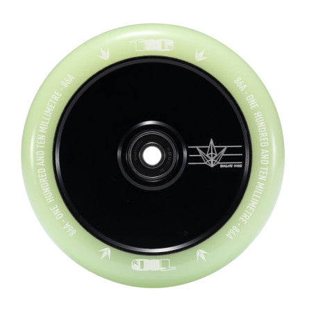 Envy Hollow Core Wheel 110mm - Glow