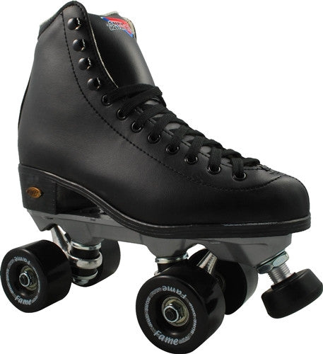 Sure Grip Fame Artistic Roller Skates - Black or White