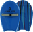 Coastal Roots Originator Handplane Blue Fiberglass