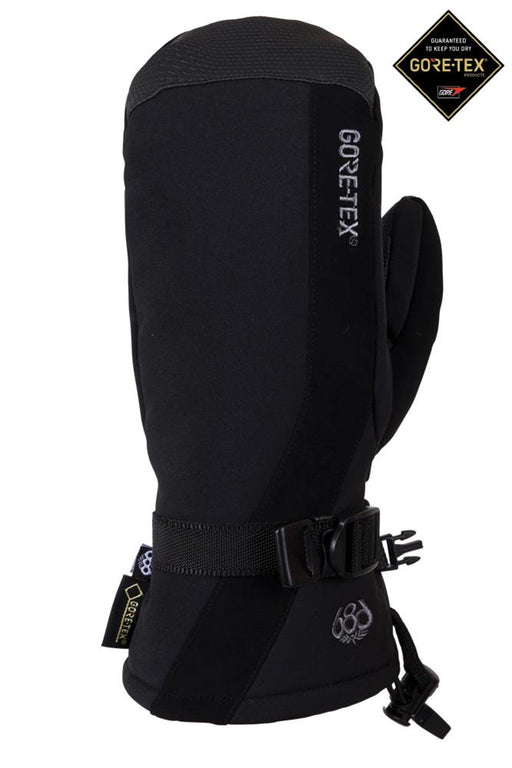 686 Women's Gore-Tex Linear Mitt - Black (2020)