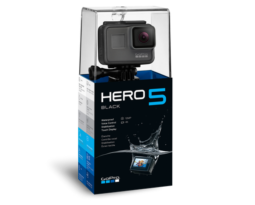 GoPro HERO5 Camera - Black