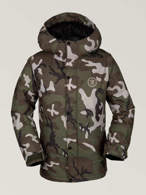 Volcom Kids Ripley Insulated Jacket - GI Camo (2020)