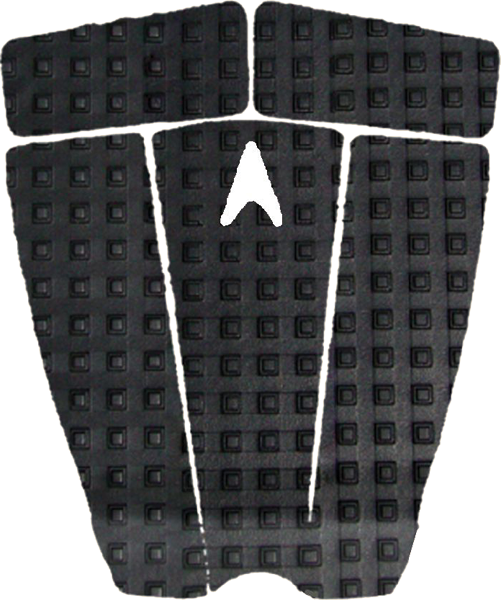 Astrodeck 161 Barney Traction Black