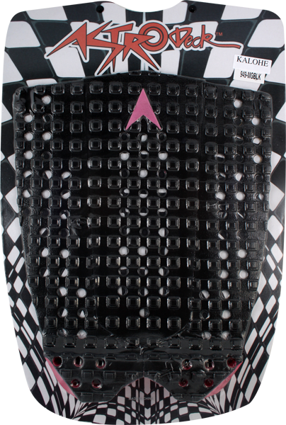 Astrodeck 949 Kolohe Traction Black/Pink