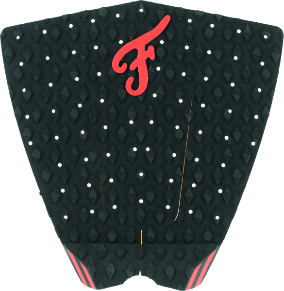 Famous Fillmore 3Pc Blk/Red Traction