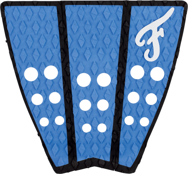 Famous Hatteras 3Pc Blu/Blk Traction