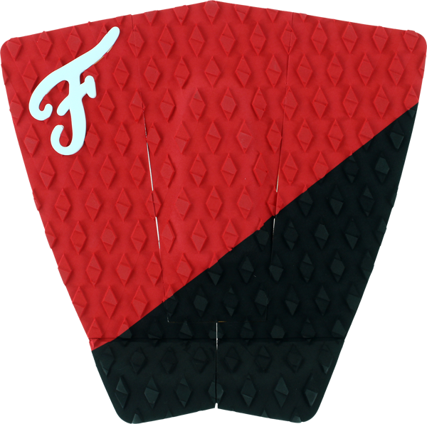Famous Port 3Pc Blk/Red Traction