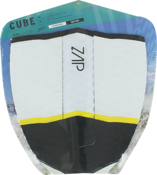 Zap Cube Tail Pad Blk/Wht/Yel