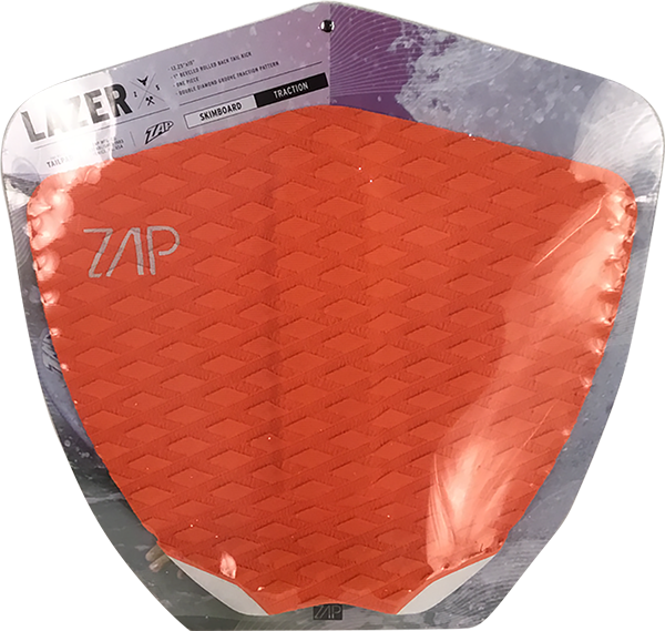 Zap Lazer Tail Pad Orange