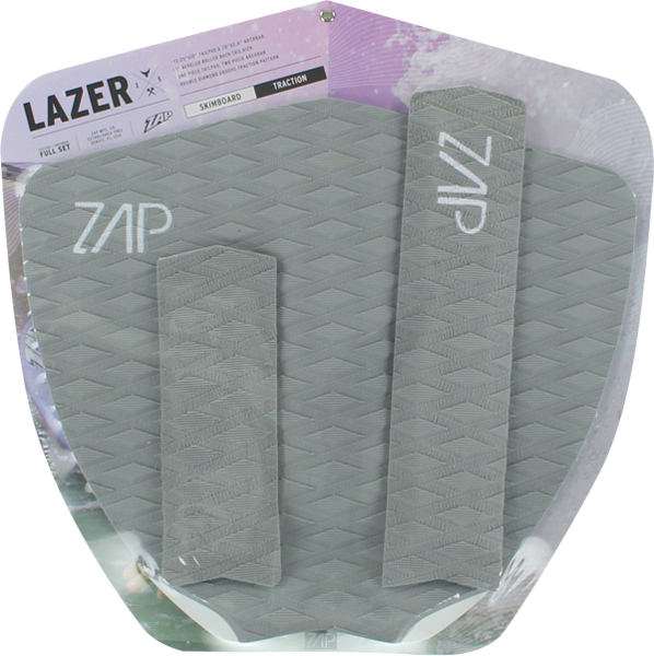 Zap Lazer Tail/Arch Bar Set Grey