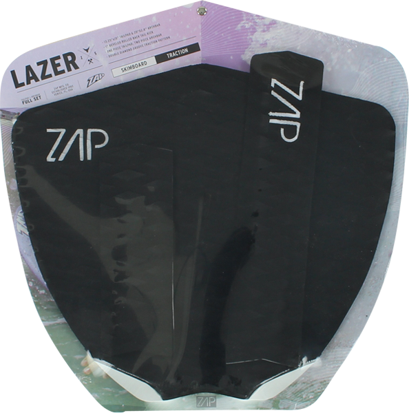 Zap Lazer Tail/Arch Bar Set Blk