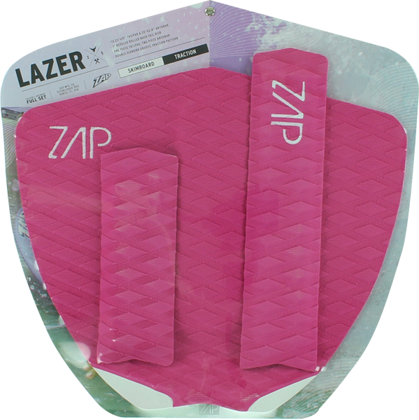Zap Lazer Tail/Arch Bar Set Pink