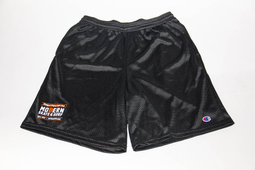 Modern Skate and Surf Athletic Shorts (black)