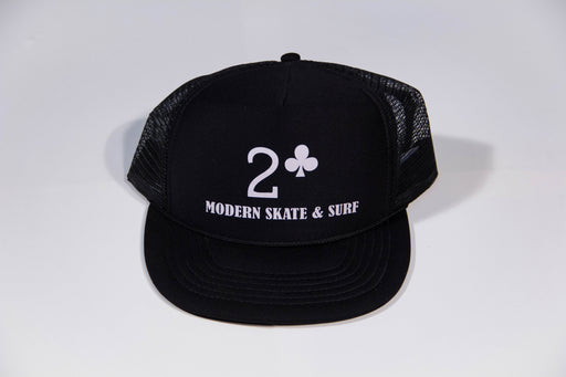 Modern x Lowcard Collab Mesh Hat - Black
