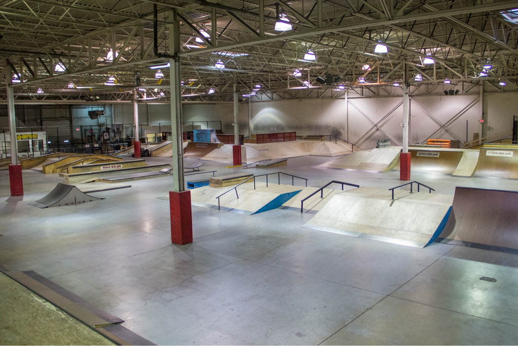 Private Session at Modern Skate Park