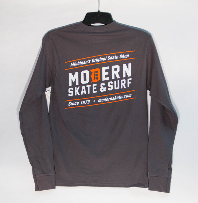 "Modern ""original"" long sleeve t-shirt"