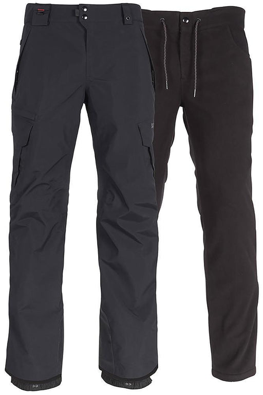 686 Smarty 3-in-1 Cargo Pant - Black (2019)