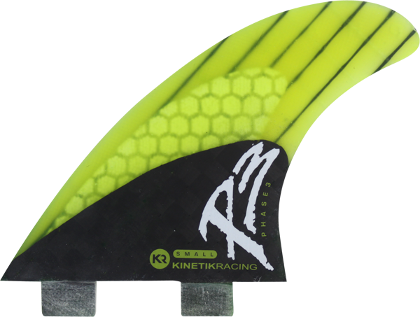 Kr Phase3 Sml Fcs Neon Lime/Blk